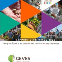 Rapports d'activité GEVES 2020